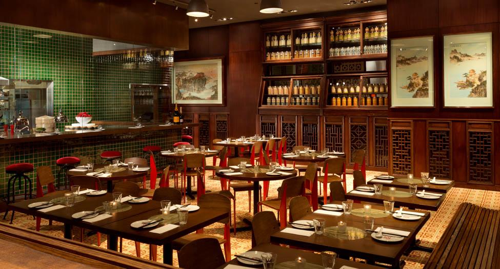 SoHo Metropolitan Hotel Toronto - Luckee Restaurant by Susur Lee
